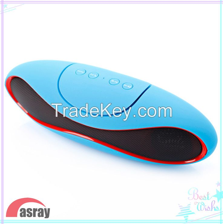 Wireless Portable Rugby Bluetooth Speaker CY-B07