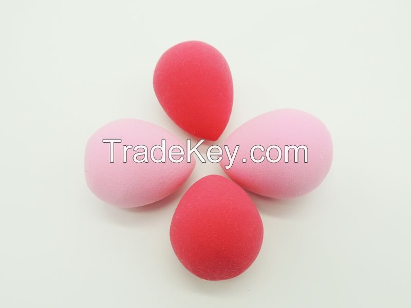 Non-Latex water-droplet Powder Sponge