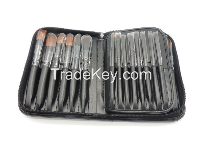 [BEST SELLER] Stylish Brush Set with Storage PU Handbag
