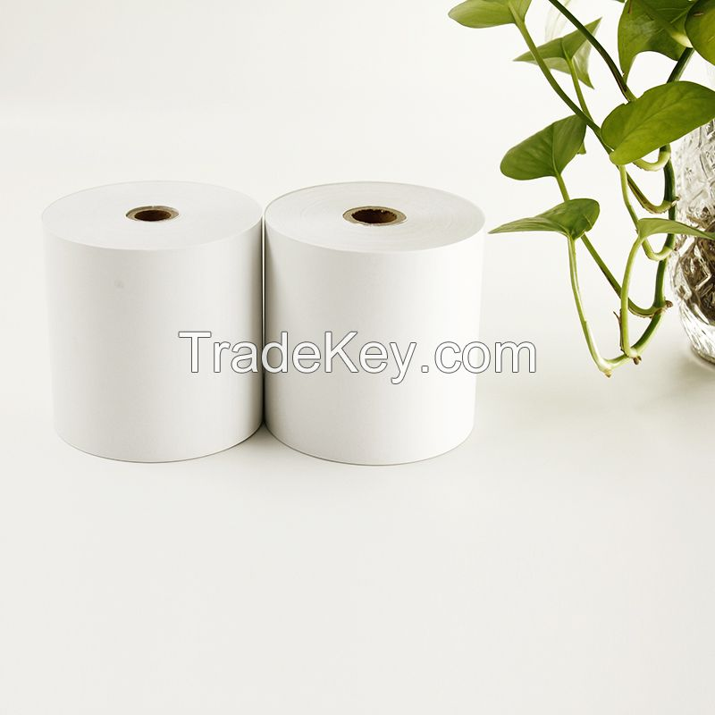 80mm atm thermal paper roll for atm machine