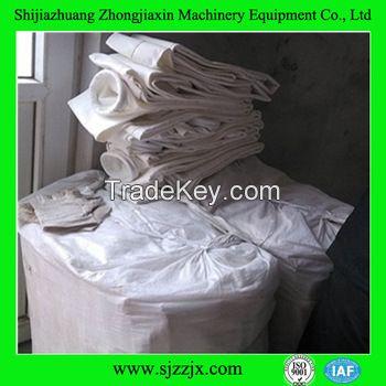 Polyester fiber needled felt filter bag