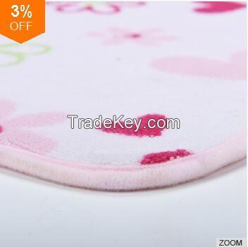 Hello Kitty Custom Photo Printed Microfiber Bathroom Door Mat