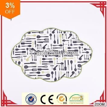 New Design Cloud Shape Floor Mat Anti Slip Door Mat For Children