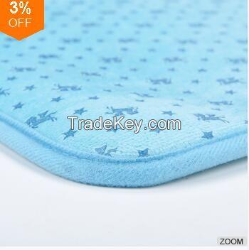 Custom photo printed PVC door mat