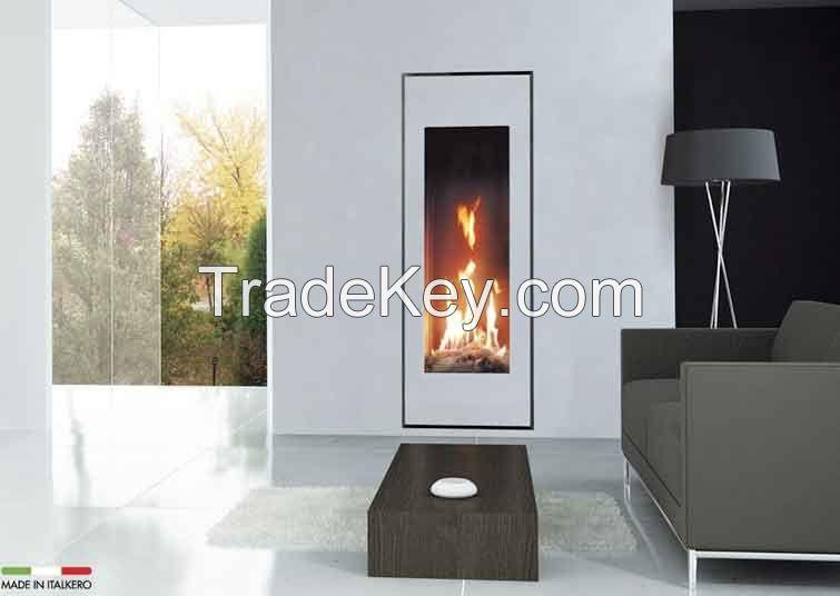 Roma gas fire