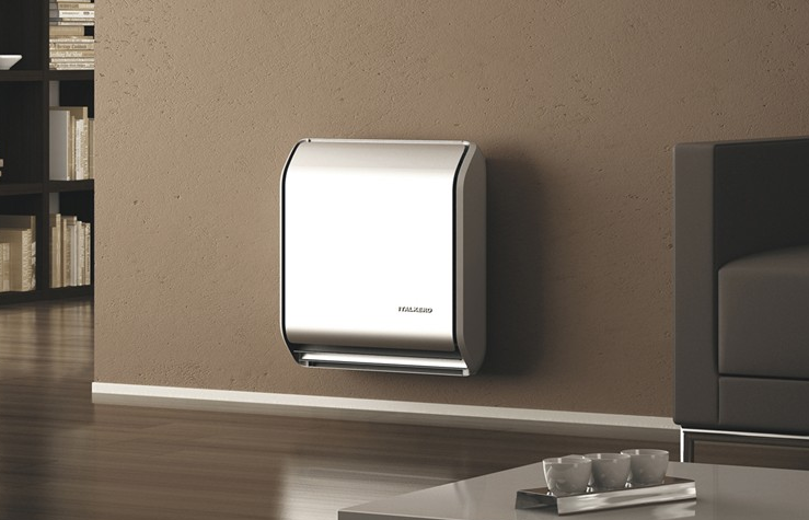 STRATOS contemporary Gas Heater