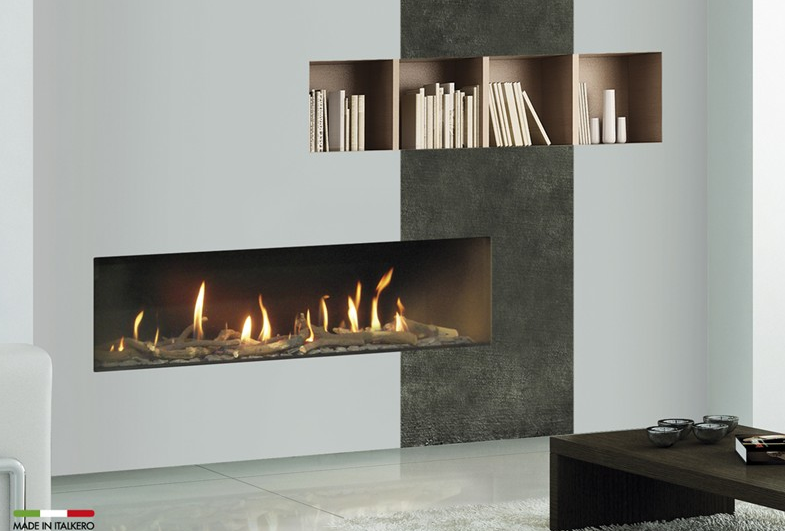 Focus Outdoor Fireplace