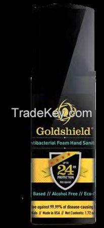 Private Custom label no alcohol hand sanitiser (benzalkonium cloride and organosilane)