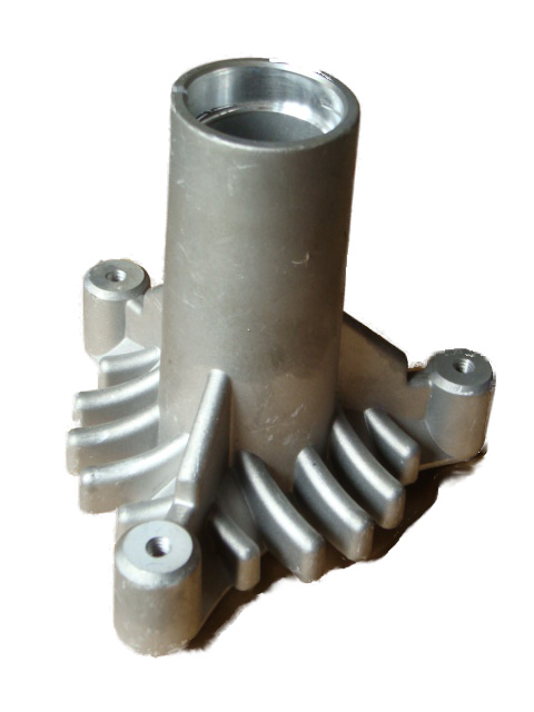 Lawnmower Deck/Blade Spindle Housing
