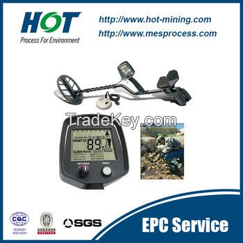 gold metal detector made in China