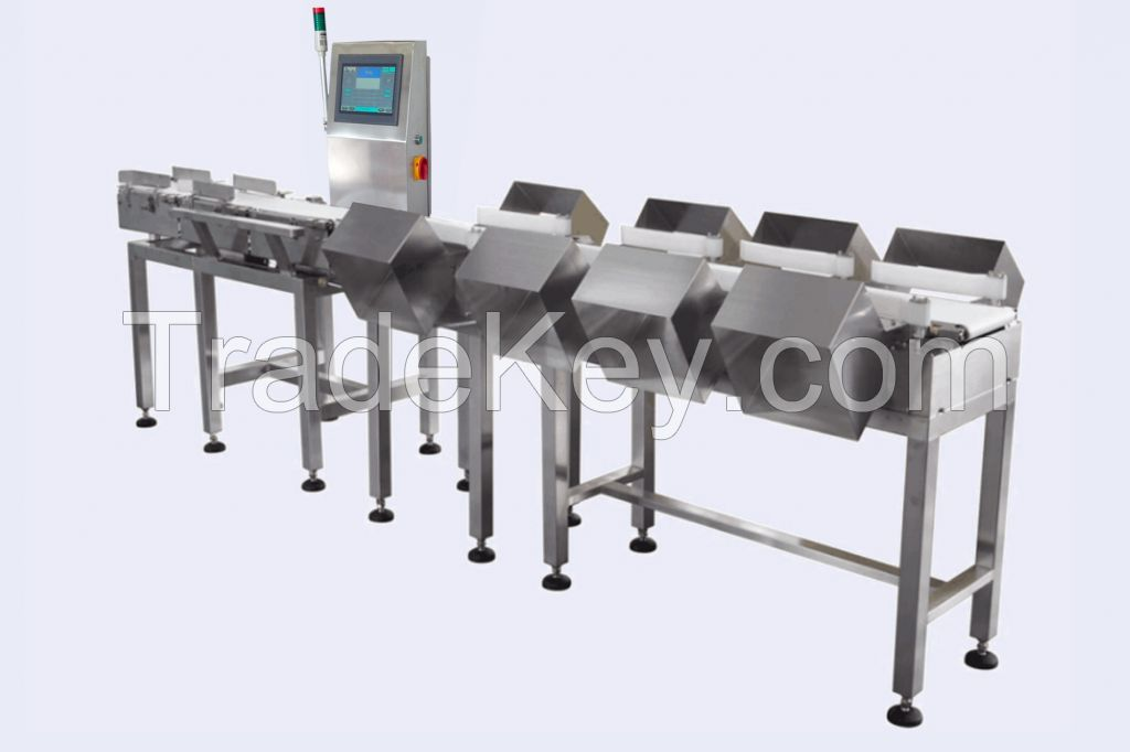 food weight sorting machine (multi-sorting machine)