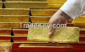 Gold Ingots, Bars, Bullion, Powder, Dust, Nuggets