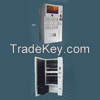 Intuitive touch screen vending machines