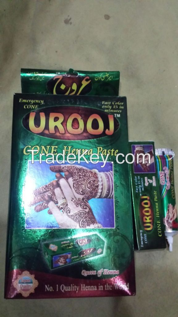 Urooj Herbal Henna