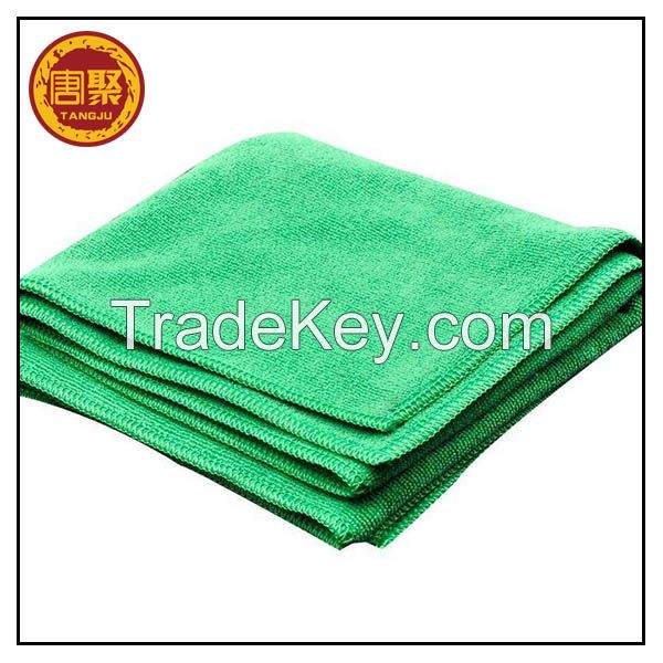 China supplier wholesale microfiber towel car wash, car cleaning cloth