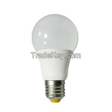 7W A19 E26 LED Bulbs, 40W Incandescent Bulbs Equivalent, 450lm, Warm White, 2700K, 200° Flood Beam, LED Light Bulbs, Pack of 2 Units