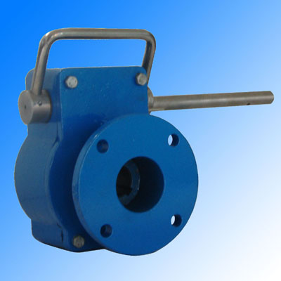 Series 5 Declutchable Gear Actuator for Valves