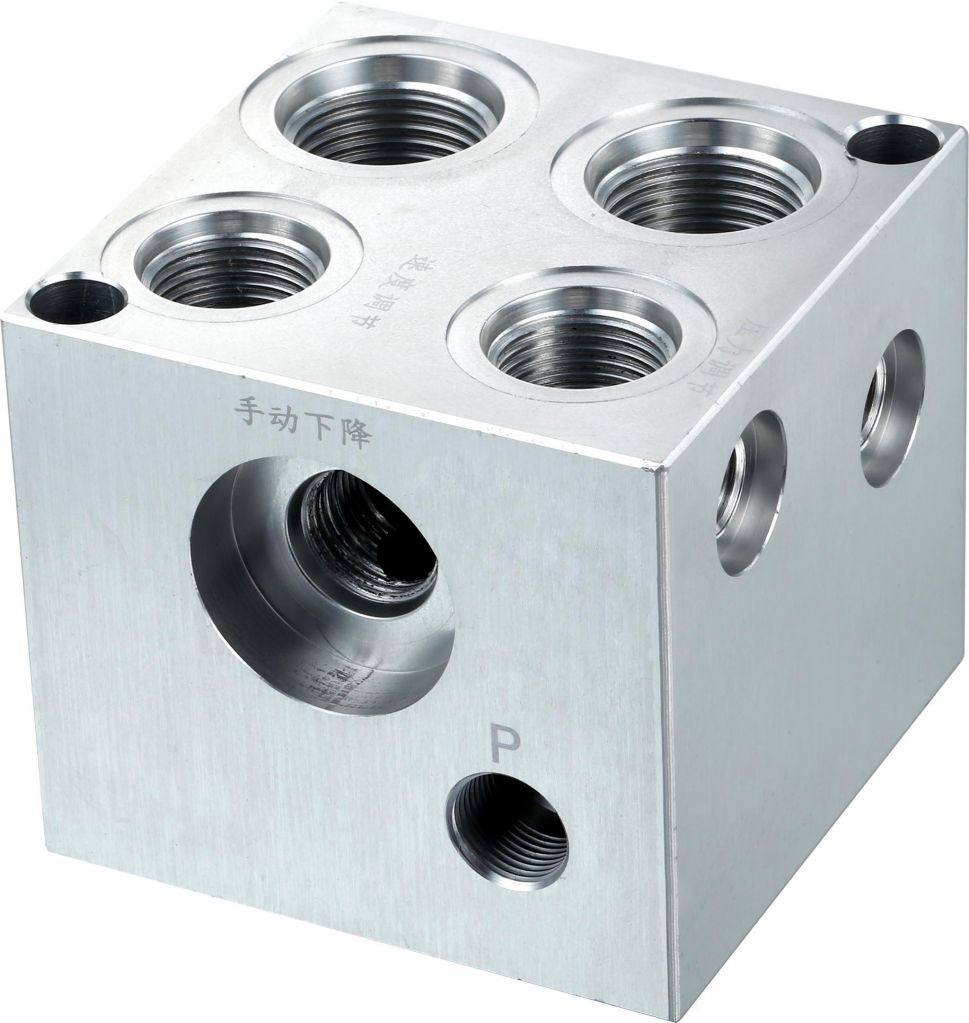 Hydraulic Solenoid Valve Block for Speed Control By Ningbo