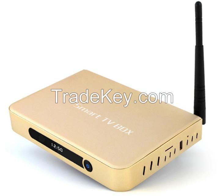 Android-based TV set-top boxes