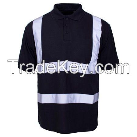 Hiviz polo shirt