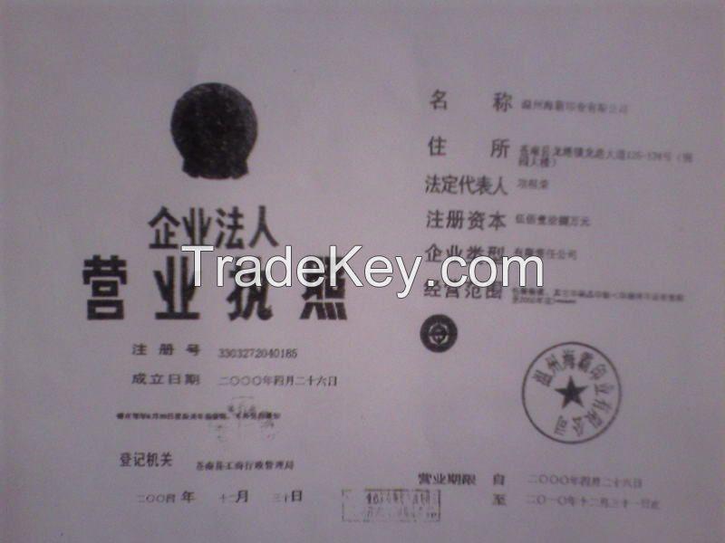 Supplier Verification and Company Checkup Service