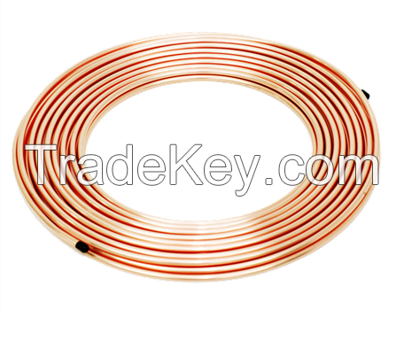 ASTM B280 PANCAKE COIL SOFT ANNEALED DEHYDRATED