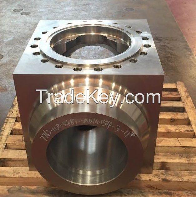 flange forgings, valve body forgings