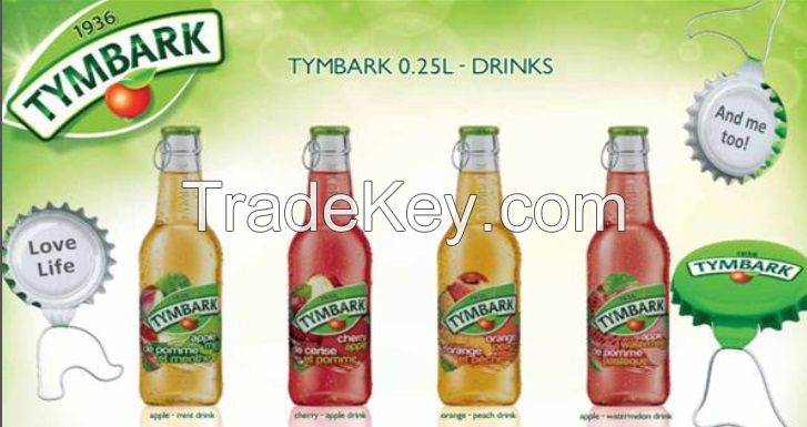 Juicy Apples And Fresh Mint Soft Drink