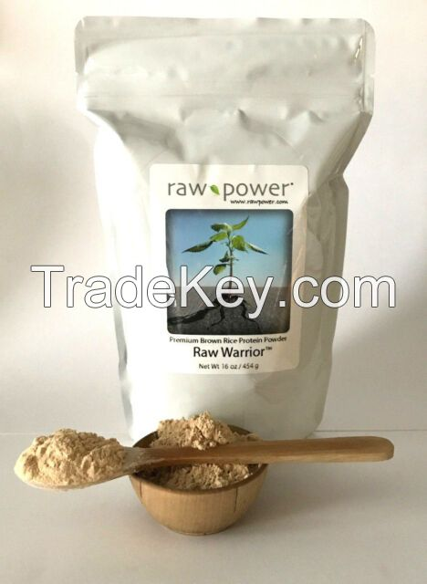 American GNC factory supplier Brown Rice Protein 80% 300 Mesh