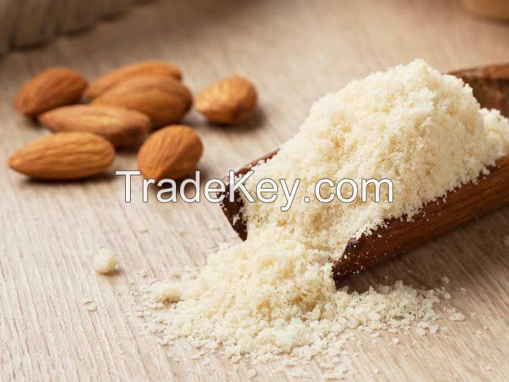 Pure Natural Organic Bulk Almond Flour Powder