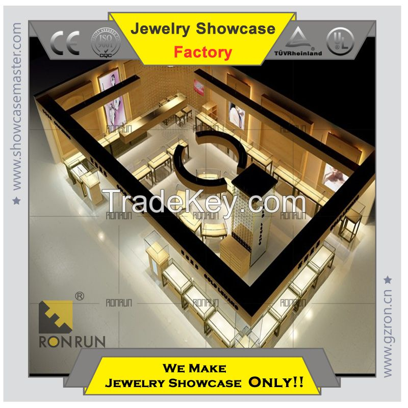 China made Lux Jewelry display showcase