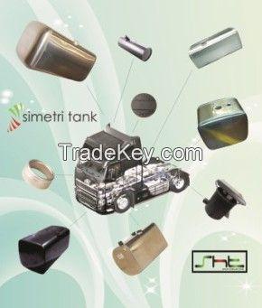 Fuel tanks, Hydraulic tanks, formed metal parts
