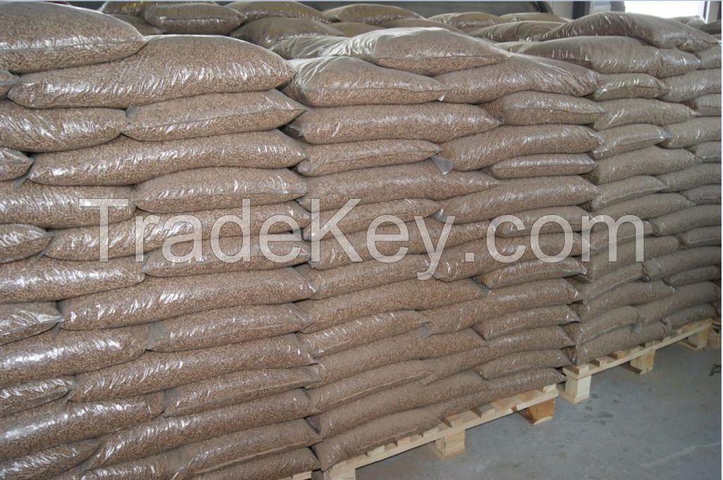 Wood pellets ENPlus-A1, ENPlus-A2, EN-B