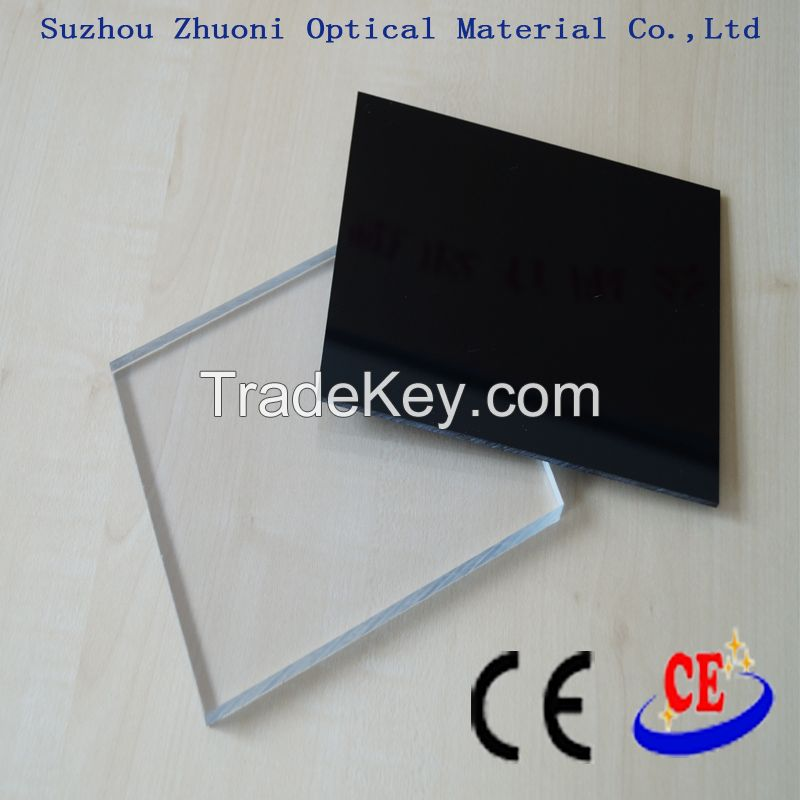 UV Protected Clear Acrylic Sheet/PC Sheet