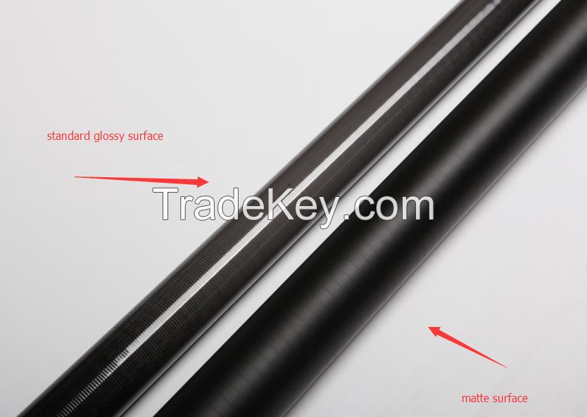 4 section long reach carbon fiber telescope pole 12 foot for painter's