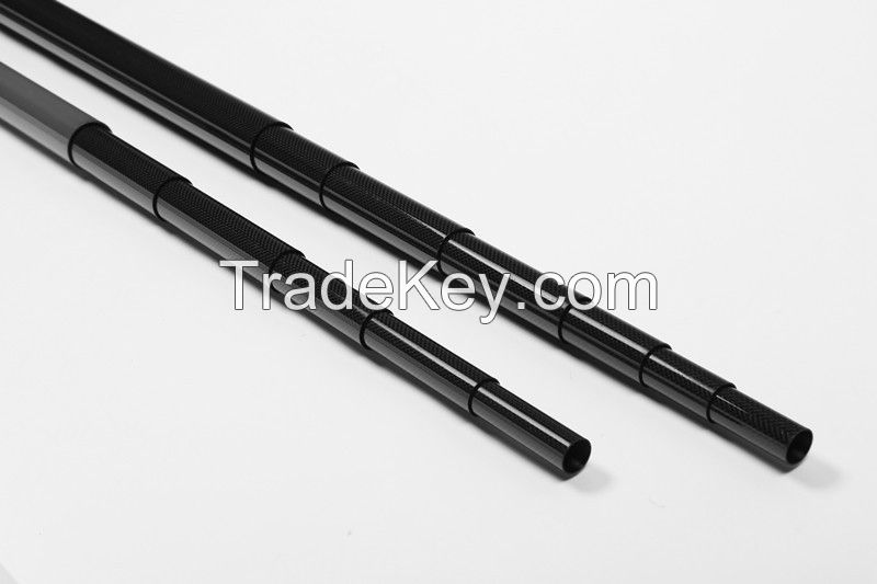 14ft telescoping antenna mast Adjustable Poles for a UHF or VHF antenna