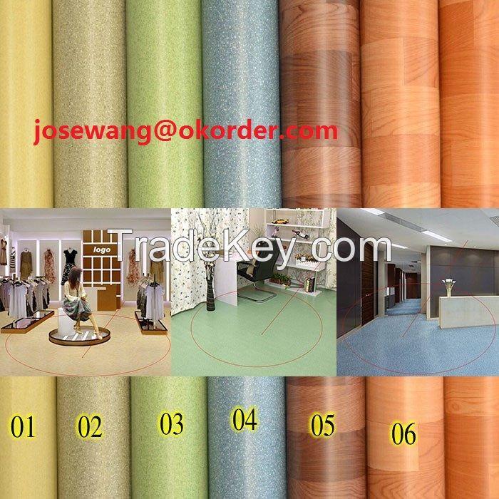 PVC FLOORING ROLL
