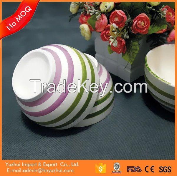 Free sample salad bowl, All kinds of size ceramic salad bowl, online sh