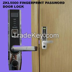 L5000 Fingerprint Password Door Lock