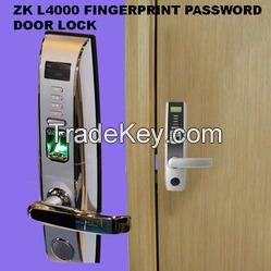 L4000 Fingerprint Password Door Locks
