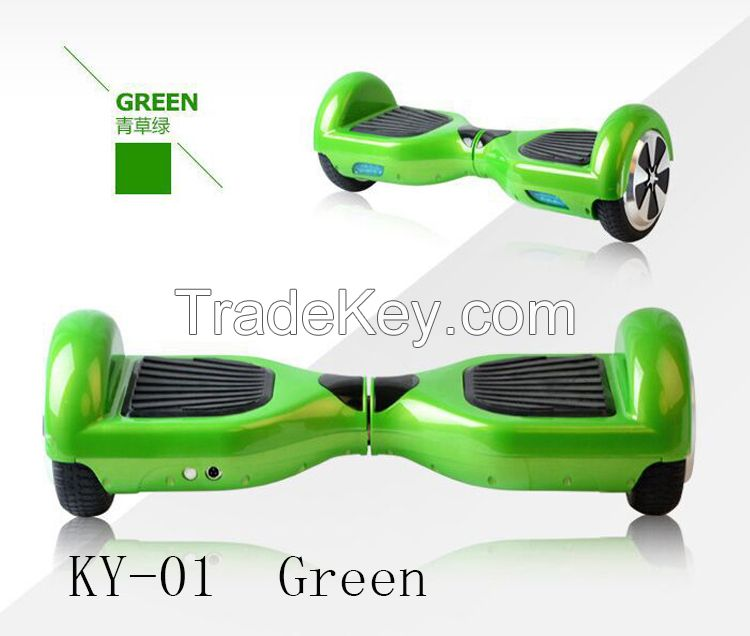 TWO WHEELS SELF-BALANCING ELECTRIC SCOOTER (Maple leaves Wheel)