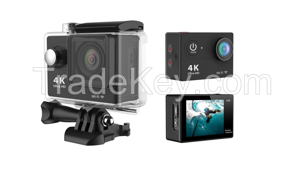 1080P 60fps Wifi Waterproof Action Camera
