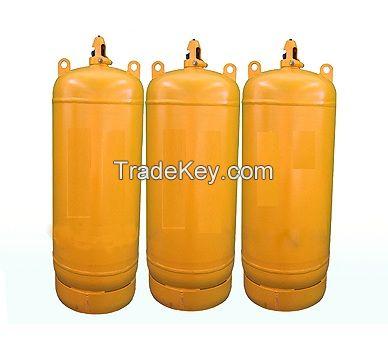 High Pressure Seamless Steel Cylinder