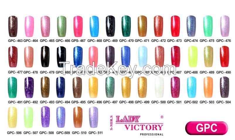 Lady Victory High Quality OEM 3 Step Soak Off Color Gel Polish GPC 7, 3 ml