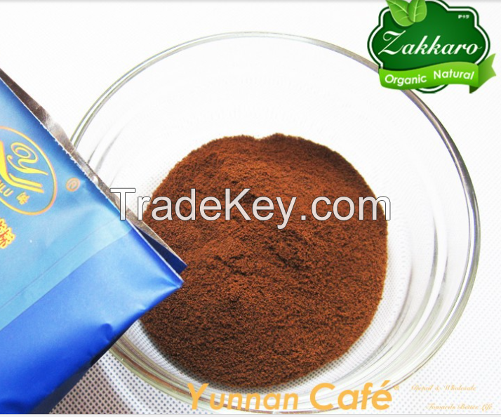 High Quality Arabica Organic Pure Ground Coffee From Yunnan China