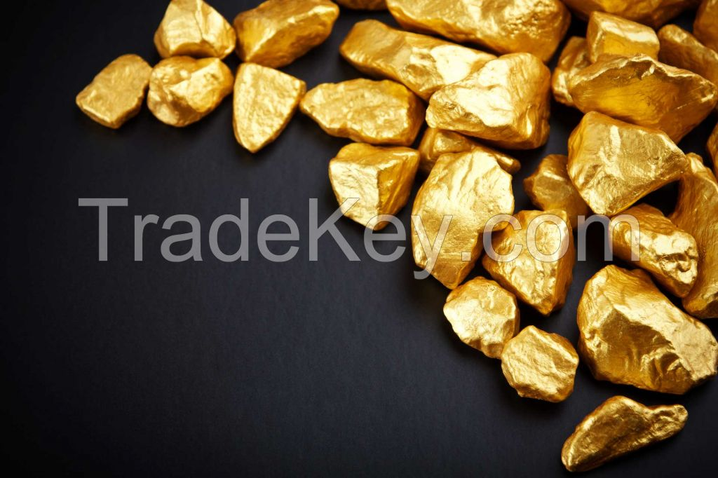 Gold Mineral