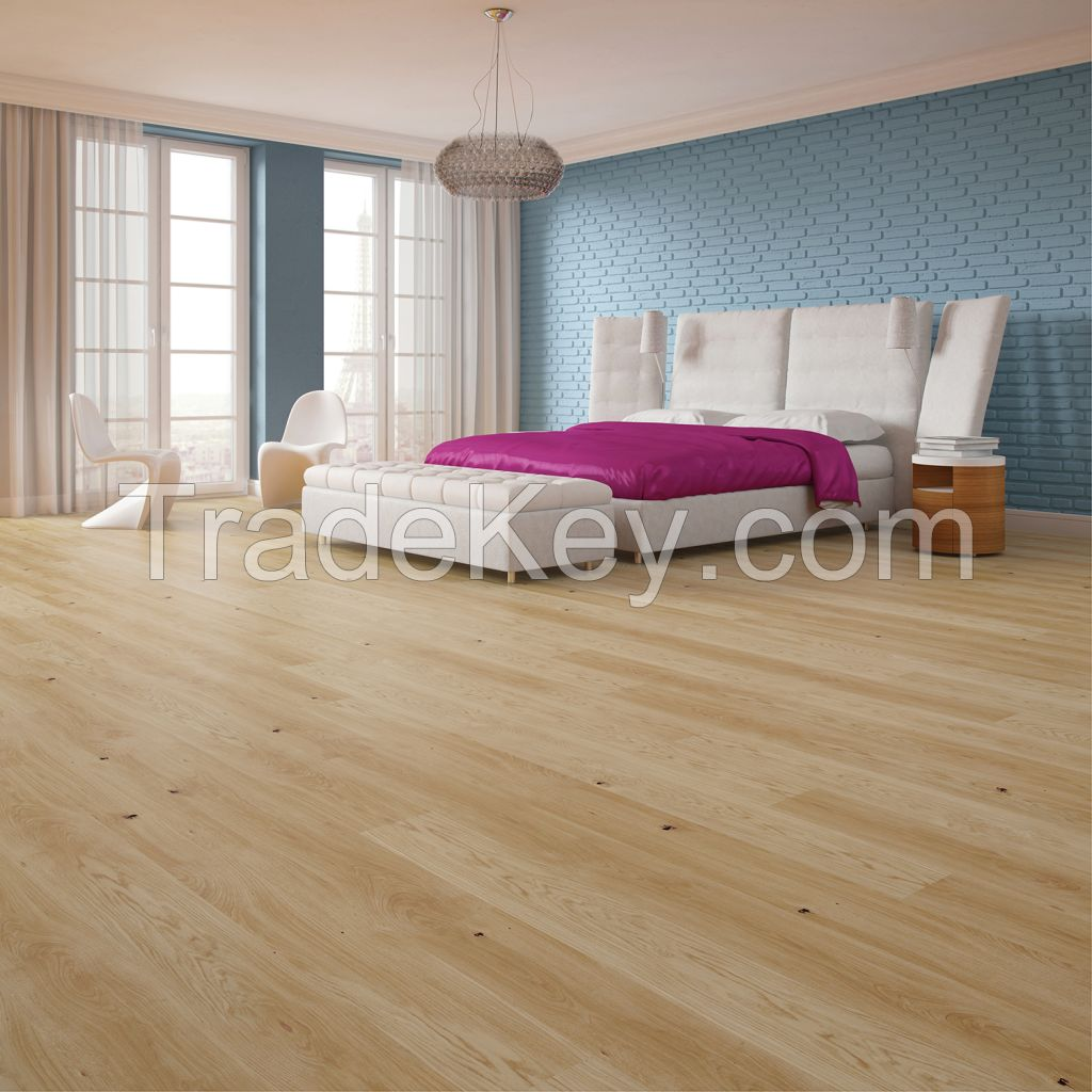 Solid wood flooring - Baltic Oak 20mm