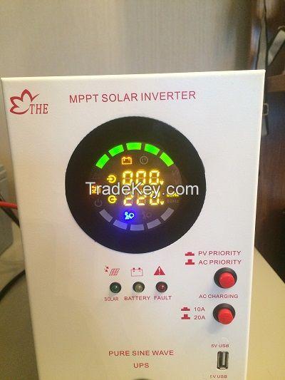hot sale hybrid solar energy systems