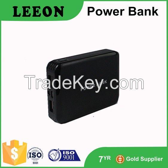 High quality Portable power bank 8400mah