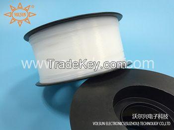 Clear PTFE Teflon Heat Shrink Tubing